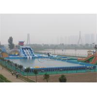 Buy cheap Factory Price Metal Frame Swimming Pool For Water Park from wholesalers