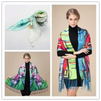 Buy cheap 100% Silk Scarf Wholesale/OEM/ODM Service Derict From Chinese Silk Scarf Factory from wholesalers