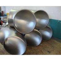 Buy cheap Butt weld fittings, SB366 Inconel 600, Inconel 601, Inconel 718, Inconel 625, Elbow,Tee, Reduce, Cap from wholesalers
