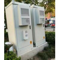 Buy cheap IP54 Protection Outdoor Enclosure Cabinet , Cold Roll Steel Outdoor Rack Enclosure product