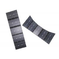 Buy cheap Anti Aging Portable Foldable Solar Charger , 100 Watts Fold Out Solar Panel from wholesalers