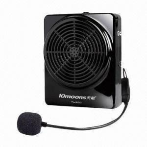 Buy cheap Portable Mini Amplifier TL500, Measuring 90 x 33 x 110mm product