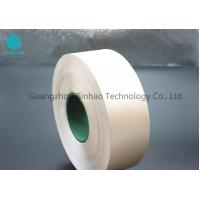 Buy cheap Cigarette Filter Wood Pulp Tipping Paper Roll With Pearly Gloss 34-38gsm from wholesalers