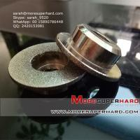 Buy cheap electroplated for Debur electroplated bond wheel  sarah@moresuperhard.com from wholesalers