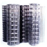 Buy cheap Fencing 12 1/2 Gauge Welded Wire Mesh Hot Dip Galvanized with Heavy Zinc , 4'' x 100ft from wholesalers