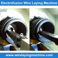 Buy cheap electro fusion fittings production equipment -electrofusion winding machine from wholesalers