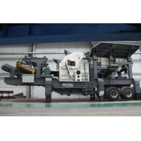 Buy cheap River Pebbles 450t/H 1520mm Portable Crushing Plants from wholesalers