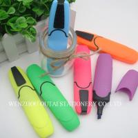 Buy cheap Multi-color Classic highlighter Marker Pen Fluorescent Pen For Office And School OT-807 from wholesalers