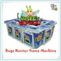 Buy cheap 8P insect doctor bugs shooting animals catching gambling arcade fishing hunter machine from wholesalers