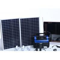 China LED Lighitng Residential Solar Power Systems Low Consumption 20W Panel on sale