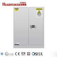 Buy cheap 90 Gallon Toxic Chemical Safety Storage Cabinets With Double Locking System product