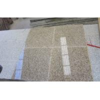 Buy cheap Yellow G682 Granite Worktop Tiles , Sunset Gold Granite Tiles For Kitchen from wholesalers