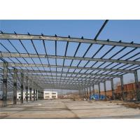 Buy cheap Export to Australia industrial structure steel warehouse/workshop construction building from wholesalers