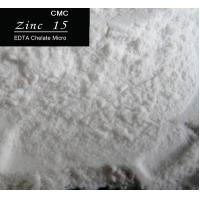 Buy cheap EDTA chelated Zn 15% from wholesalers