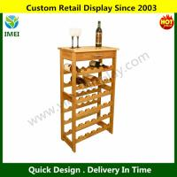Buy cheap wood Crafts Wine Rack  YM6-005 from wholesalers