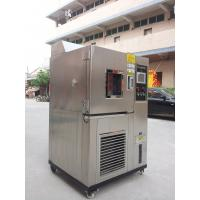 Buy cheap Sus304 High And Low Temperature Test Chamber , Environmental Test Equipment from wholesalers