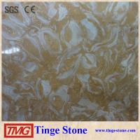 Buy cheap Hot Sale Golden/ Yellow Onyx Marble Tile For Hot Designer from wholesalers