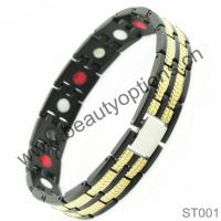 Buy cheap 316L stainless magnetic jewelry for women from wholesalers