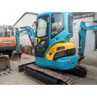 Buy cheap Kubota U35 Used Mini Excavator For Sale from wholesalers