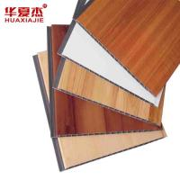 China Recyclable 73% UPVC Wall Panels , Plastic Wall Covering Panels on sale