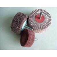 Buy cheap Non-woven Falp brushes with handle from wholesalers