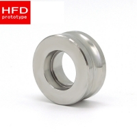Buy cheap Roughness Ra0.1 Tolerance 0.01mm CNC Aluminum Machining Service from wholesalers