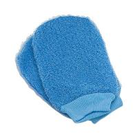 Buy cheap Body Scrubbing Exfoliating Bath Gloves For Dry Skin Spa Bath Shower from wholesalers