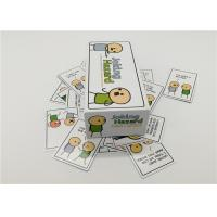 Buy cheap Easy Style Joking Hazard Card Game For Family Friends 10.2*20.3*7.1cm product