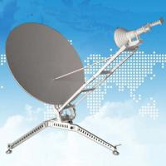 Buy cheap 1.8M C/Ku band Flyaway Antenna(Carbon fiber) mobile vsat antenna from wholesalers