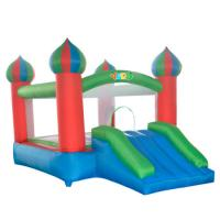 Buy cheap Mini Residential Bouncy Castle Moonwalk Jump Bounce House from wholesalers