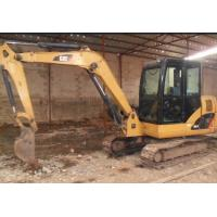 Buy cheap CATERPILLAR 305.5 USED MINI EXCAVATOR FOR SALE ORIGINAL JAPAN from wholesalers