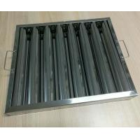 Buy cheap Eco- Friendly Commercial Kitchen Hood Filters 3 To 6 Layer Aluminum Mesh from wholesalers