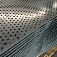 Buy cheap Customized Perforated Aluminum Sheet 3003 H14 Round Hole Perforated Sheet from wholesalers