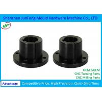 Precision CNC Plastic Machining Products CNC Turning Processing