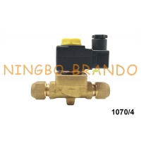 Buy cheap Castel Type 1/2 SAE Brass MSV Series Liquid Line Solenoid Valve 1070/4 from wholesalers