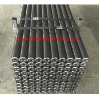 Buy cheap Wireline Drill Rods AW BW NW Water Well Drilling / Geological Core Drilling Pipe from wholesalers