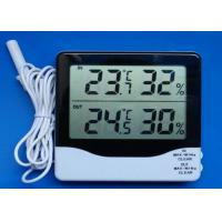 Buy cheap Accurate thermometer indoor and outdoor digital thermometer hygrometer from wholesalers