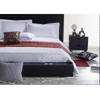Buy cheap Jacquard Fabric Hotel Bedding Sets , Hotel Collection 6 Piece Comforter Set from wholesalers