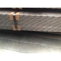 Stainless Steel Diamond Plate Sheets , Ground Stainless Steel Plate