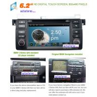 Buy cheap Android 4.0 HD Car Audio for BMW 3 Series E46 M3 1998-2006 from wholesalers