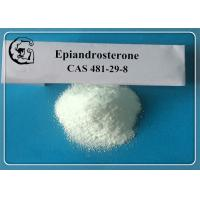 Buy cheap Bulking Sex Enhancing Drugs CAS 481-29-8 Epiandrosterone for Bodybuilding from wholesalers