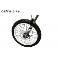 Buy cheap Rockshox Front Fork Ebike 5000W Stealth Bomber Electric Bike 2017 New Design from wholesalers