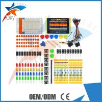 Buy cheap Fans Package Electronic Components Starter Kit with Breadboard / Wire from wholesalers