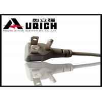 Non - Rewirable CSA UL Power Cord Plug / Power Supply Cable 10A 13A 15A 125V
