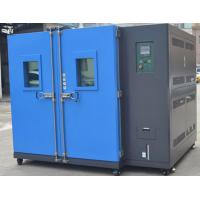 Buy cheap -70℃ ~ +120℃ Walk In Test Chamber , Double Door Temperature Humidity Chamber from wholesalers