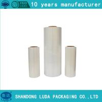 Buy cheap clients demand PE Stretch Film pre stretch 280% LDPE Whipping Film from wholesalers
