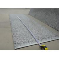 Buy cheap Sound Proof Closed Cell Aluminum Foam Sheet , 1-200mm Thick Aluminum Styrofoam Panels from wholesalers