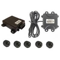 Buy cheap Truck Trailer CAN Bus Module TPMS for Motorsport Team and Race Vehicles product