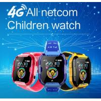 Buy cheap Kids Smart Watch 4G GPS WiFi Locator Tracker Anti Lost Monitor with Camera AGPS LBS Base Station Positioning Video Calls from wholesalers