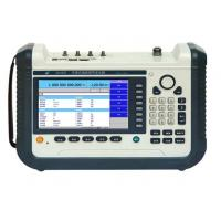 Buy cheap TFT LCD Microwave Portable RF Signal Generator Rechargeable battery from wholesalers